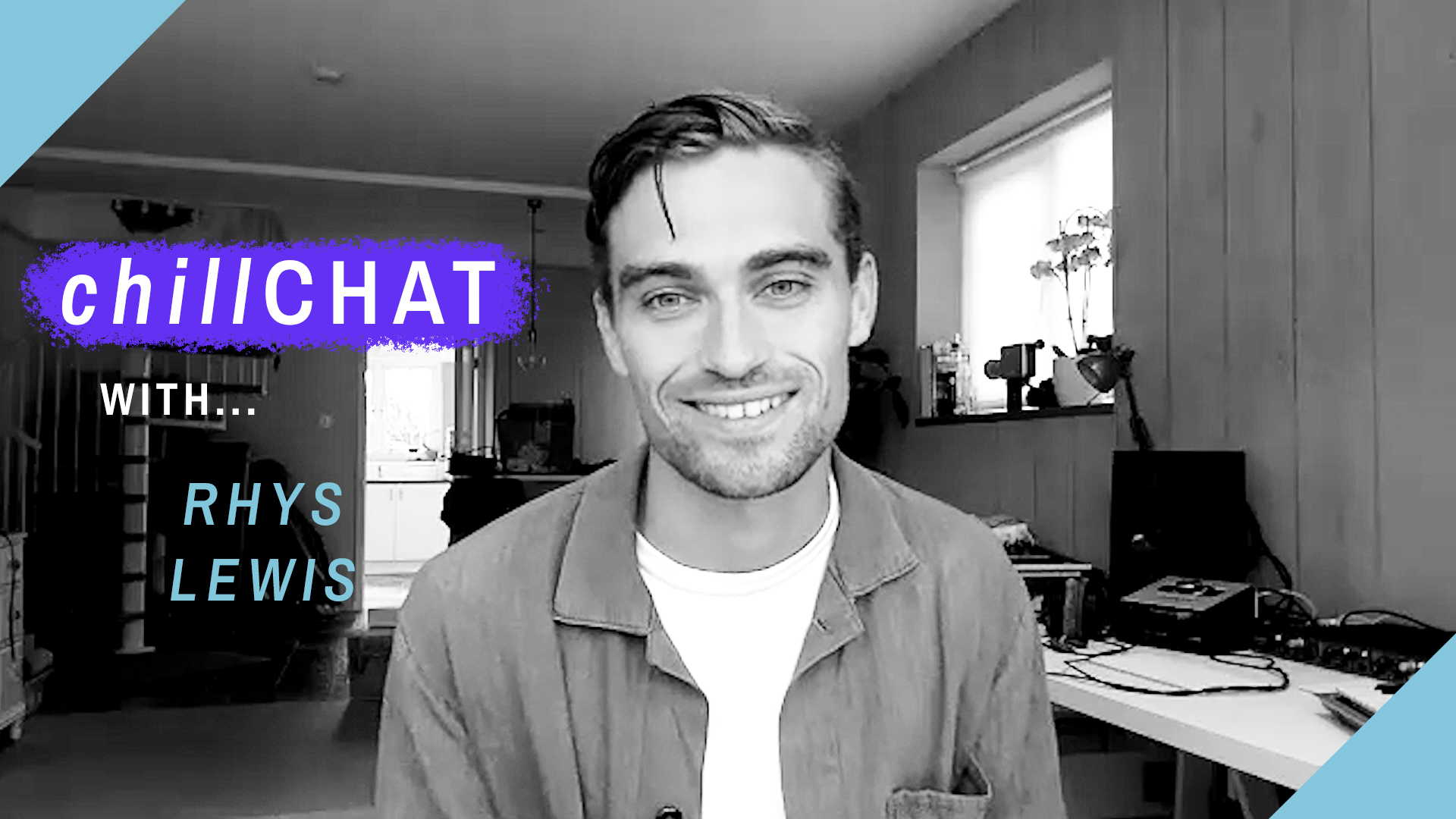 "Watch our second episode of ""ChillChat"", with Rhys Lewis"