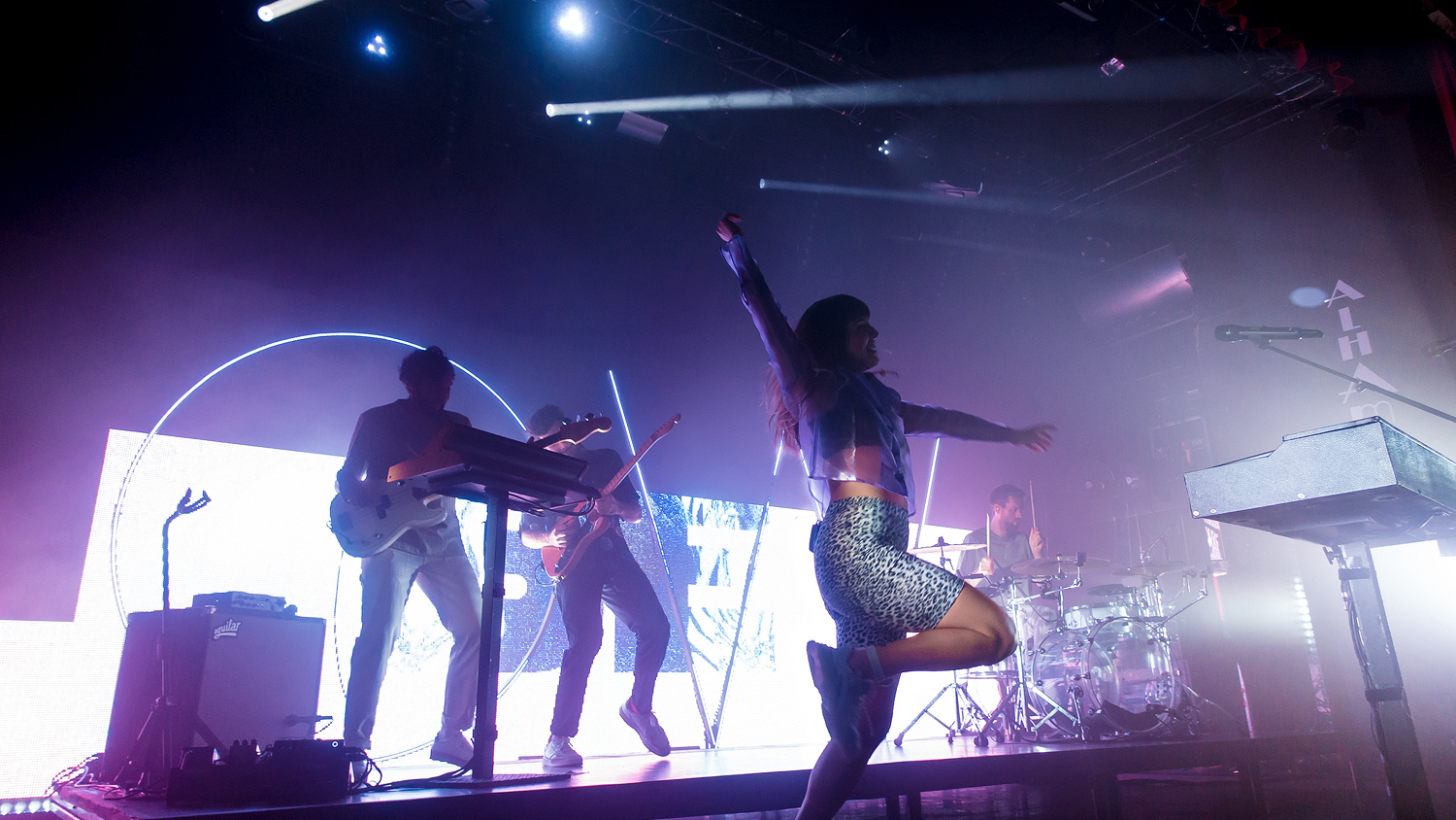 March 12th, 2020: When Oh Wonder Electrified the Alhambra in Paris